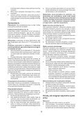 BlackandDecker Trapano Senza Cavo- Egbl108 - Type H1 - Instruction Manual (Polonia) - Page 6
