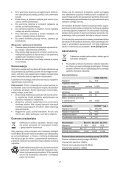 BlackandDecker Trapano Senza Cavo- Egbl108 - Type H1 - Instruction Manual (Polonia) - Page 7