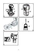 BlackandDecker Trapano Senza Cavo- Egbl108 - Type H1 - Instruction Manual (Romania) - Page 2