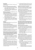 BlackandDecker Trapano Senza Cavo- Egbl108 - Type H1 - Instruction Manual (Romania) - Page 6