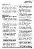 BlackandDecker Pistola A Spruzzo- Hvlp400 - Type 1 - Instruction Manual (Lituania) - Page 7