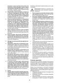 BlackandDecker Trapano Percussione- Egbl148 - Type H1 - Instruction Manual (Polonia) - Page 4