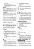 BlackandDecker Trapano Percussione- Egbl148 - Type H1 - Instruction Manual (Polonia) - Page 5