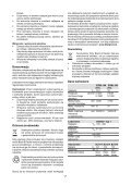 BlackandDecker Trapano Percussione- Egbl148 - Type H1 - Instruction Manual (Polonia) - Page 7