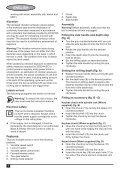 BlackandDecker Trapano- Kr7532 - Type 1 - Instruction Manual (Europeo Orientale) - Page 6