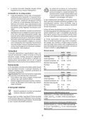 BlackandDecker Trapano Percussione- Kr703 - Type 1 - Instruction Manual (Ungheria) - Page 6