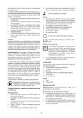 BlackandDecker Trapano Senza Cavo- Egbl108 - Type H1 - Instruction Manual (Ungheria) - Page 5