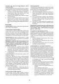 BlackandDecker Trapano Senza Cavo- Egbl108 - Type H1 - Instruction Manual (Ungheria) - Page 6