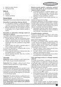 BlackandDecker Trapano Percussione- Egbl148 - Type H1 - Instruction Manual (Balcani) - Page 7