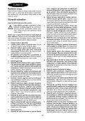 BlackandDecker Trapano Percussione- Kr604cres - Type 2 - Instruction Manual (Turco) - Page 4