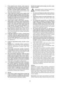 BlackandDecker Trapano Senza Cavo- Epc188 - Type H1 - Instruction Manual (Slovacco) - Page 5