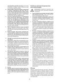BlackandDecker Trapano Percussione- Egbhp1881 - Type 1 - Instruction Manual (Polonia) - Page 4
