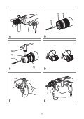 BlackandDecker Trapano- Kr50re - Type 1 - Instruction Manual (Israele) - Page 2