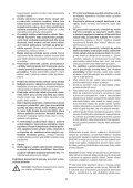BlackandDecker Trapano Senza Cavo- Epc146 - Type H1 - Instruction Manual (Czech) - Page 5
