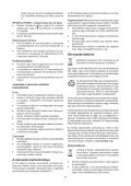 BlackandDecker Trapano Senza Cavo- Hp146f4lbk - Type H3 - Instruction Manual (Ungheria) - Page 7