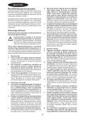 BlackandDecker Trapano Senza Cavo- Epc186 - Type H1 - Instruction Manual (Ungheria) - Page 4