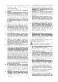 BlackandDecker Trapano Senza Cavo- Epc186 - Type H1 - Instruction Manual (Ungheria) - Page 5