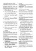 BlackandDecker Trapano Senza Cavo- Epc186 - Type H1 - Instruction Manual (Ungheria) - Page 7