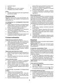 BlackandDecker Trapano Percussione- Kr604cres - Type 2 - Instruction Manual (Ungheria) - Page 6