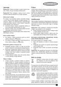 BlackandDecker Trapano Percussione- Kr653 - Type 2 - Instruction Manual (Balcani) - Page 7