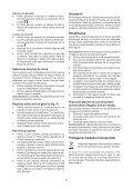 BlackandDecker Martello Ruotante- Kd855 - Type 1 - Instruction Manual (Romania) - Page 7