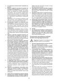 BlackandDecker Trapano Senza Cavo- Epl148 - Type H1 - Instruction Manual (Ungheria) - Page 5