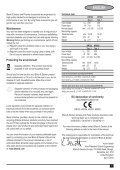 BlackandDecker Trapano Percussione- Kr803 - Type 1 - Instruction Manual (Europeo) - Page 7