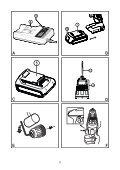BlackandDecker Trapano Senza Cavo- Epl148 - Type H1 - Instruction Manual (Czech) - Page 2