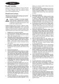 BlackandDecker Trapano Senza Cavo- Epl148 - Type H1 - Instruction Manual (Czech) - Page 4