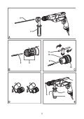 BlackandDecker Trapano Percussione- Kr653 - Type 2 - Instruction Manual (Romania) - Page 2