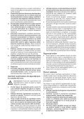 BlackandDecker Trapano Percussione- Kr653 - Type 2 - Instruction Manual (Romania) - Page 4