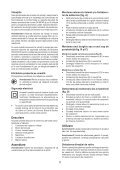 BlackandDecker Trapano Percussione- Kr653 - Type 2 - Instruction Manual (Romania) - Page 5