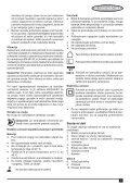 BlackandDecker Trapano Senza Cavo- Epc146 - Type H1 - Instruction Manual (Balcani) - Page 7