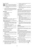 BlackandDecker Trapano- Kr55cre - Type 1 - Instruction Manual (Romania) - Page 5