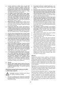BlackandDecker Trapano Senza Cavo- Hp188f4lbk - Type H3 - Instruction Manual (Czech) - Page 4