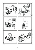 BlackandDecker Trapano Senza Cavo- Epc128 - Type H1 - Instruction Manual (Czech) - Page 2