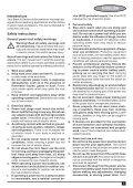 BlackandDecker Trapano Senza Cavo- Epc14 - Type H1 - Instruction Manual (Europeo Orientale) - Page 5