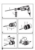 BlackandDecker Trapano Percussione- Kr910 - Type 2 - Instruction Manual (Europeo) - Page 2