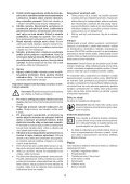 BlackandDecker Trapano- Ast22xc - Type 1 - Instruction Manual (Slovacco) - Page 4
