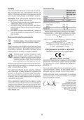 BlackandDecker Trapano- Ast22xc - Type 1 - Instruction Manual (Slovacco) - Page 6