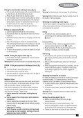 BlackandDecker Martello Ruotante- Kd855 - Type 1 - Instruction Manual (Europeo) - Page 7