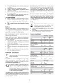 BlackandDecker Trapano Senza Cavo- Hp188f4lbk - Type H3 - Instruction Manual (Turco) - Page 7