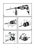 BlackandDecker Trapano Percussione- Kr8532k - Type 2 - Instruction Manual (Ungheria) - Page 2