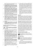 BlackandDecker Trapano Percussione- Kr803 - Type 1 - Instruction Manual (Romania) - Page 4