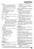 BlackandDecker Trap/caccvt Sen Cavo- Asd14 - Type 1 - Instruction Manual (Lettonia) - Page 7