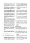 BlackandDecker Trapano- Kr805 - Type 1 - Instruction Manual (Polonia) - Page 4