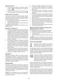 BlackandDecker Trapano- Kr805 - Type 1 - Instruction Manual (Polonia) - Page 6
