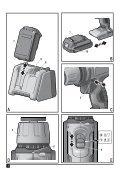 BlackandDecker Trapano Senza Cavo- Hp186f4lbk - Type H3 - Instruction Manual (Europeo) - Page 2