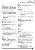 BlackandDecker Trapano Senza Cavo- Hp186f4lbk - Type H3 - Instruction Manual (Europeo) - Page 5
