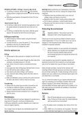 BlackandDecker Trapano Senza Cavo- Hp186f4lbk - Type H3 - Instruction Manual (Europeo) - Page 7